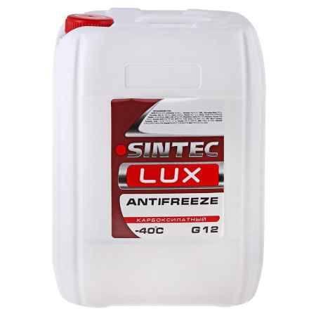Купить Антифриз Sintec Lux G12 красный, 10 кг