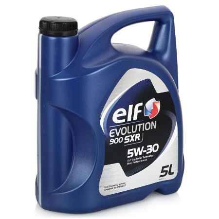 Купить Моторное масло ELF Evolution 900 SXR 5W/30, 5 л, синтетическое new