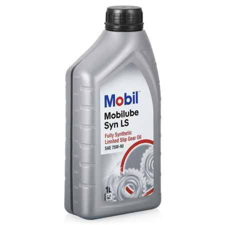 Купить Трансмиссионное масло 75W-90 Mobil Mobilube Syn LS, 1 л