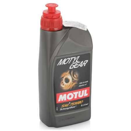 Купить Трансмиссионная жидкость MOTUL Motylgear 75w80, 1 л