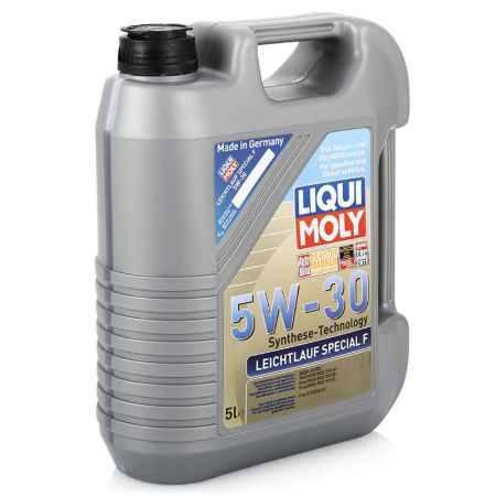 Купить Моторное масло LIQUI MOLY Leichtlauf Special F 5W/30 A5/B5, 5 л, синтетическое (3853/8064)