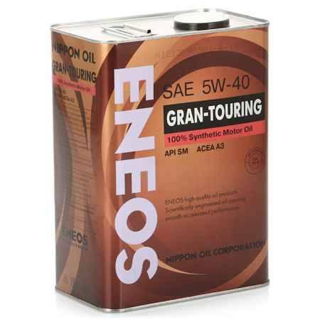Купить Моторное масло ENEOS Gran Touring, 5W40 SM, 4 л, синтетическое