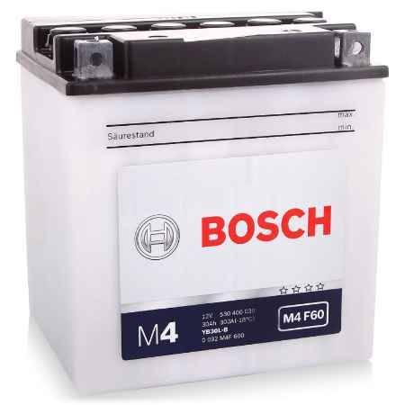 Купить Аккумулятор BOSCH 12V 530 400 030 (M4 F60) FP -30Ач