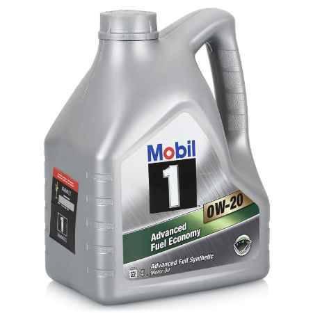 Купить Моторное масло Mobil 1 0W/20, 4 л, синтетическое