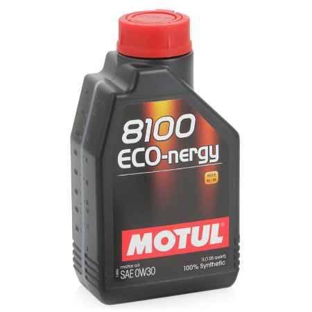 Купить Моторное масло MOTUL 8100 Eco-nergy 0W30, 1 л, синтетическое
