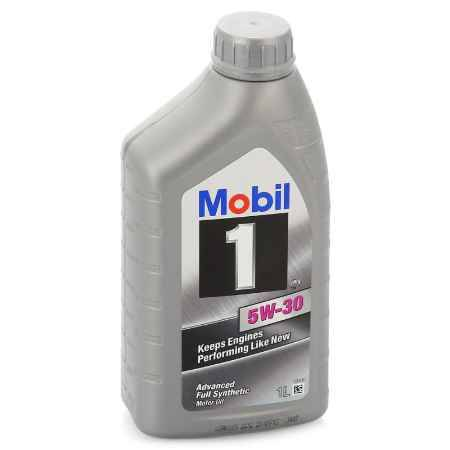 Купить Моторное масло Mobil 1 5W/30, 1 л, синтетическое