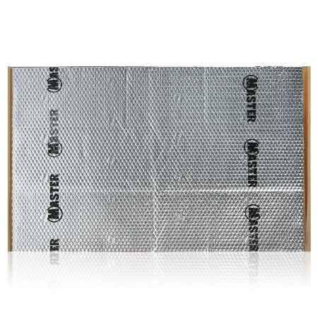 Купить Шумоизоляция Вибропласт M1 0,75x0,47м, толщина 1,5 мм, 10 листов