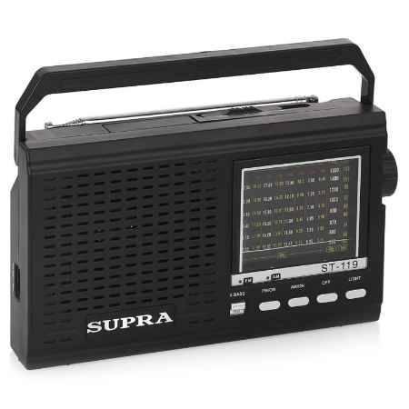 Купить Радиоприемник SUPRA ST-119