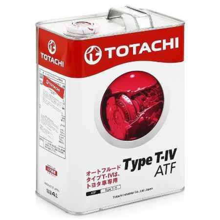 Купить Жидкость для АКПП TOTACHI ATF TYPE T-IV, 4 л