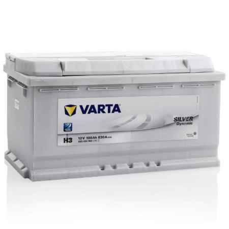 Купить Аккумулятор VARTA Silver dynamic H3 600 402 083