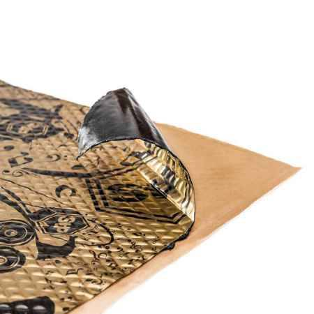 Купить Шумоизоляция StP Вибропласт Gold 2.3 New 0,75x0,47м, толщина 2,3 мм, 10 листов