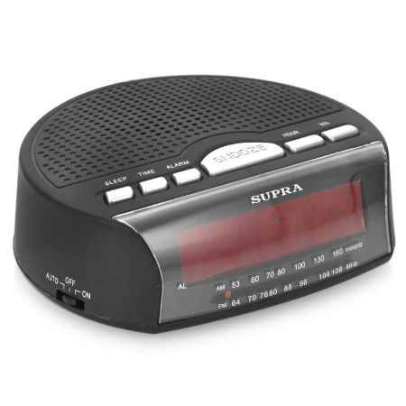 Купить Радиобудильник SUPRA SA-26FM