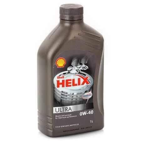 Купить Моторное масло Shell Helix Ultra 0W/40, 1 л, синтетическое