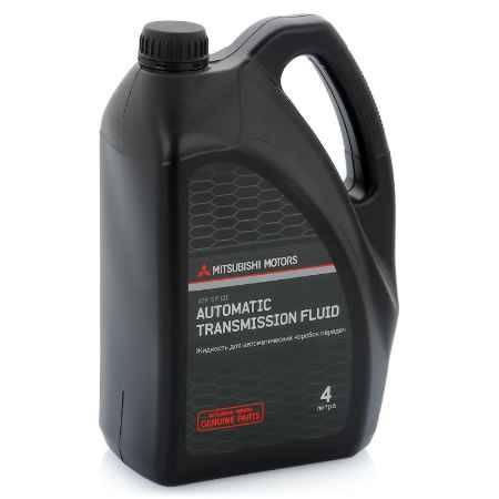 Купить Трансмиссионная жидкость MITSUBISHI ATF SP III, 4 л (MZ320160/MZ320216)
