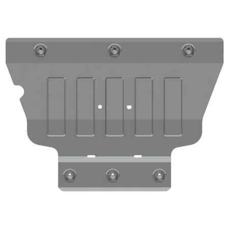 Купить Защита картера и КПП SHERIFF алюминиевая VOLKSWAGEN Golf VII  , 1.2 TSI (105 л.с.) 7-DSG, 2013 -, 26.2483