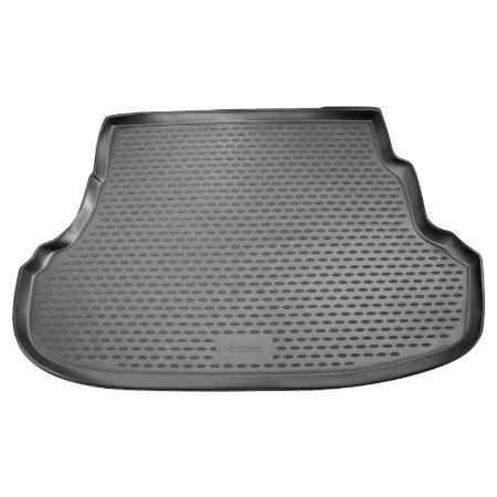 Купить Коврик в багажник Novline Nissan Almera Седан 2012->, полиуретан, CARNIS10048