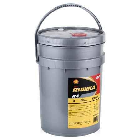 Купить Моторное дизельное масло Shell Rimula R4 X 15W-40, 20 л
