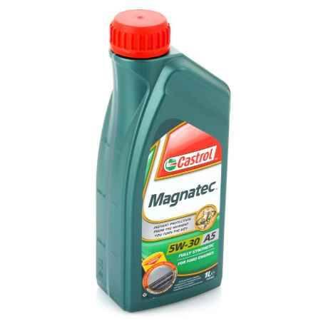 Купить Моторное масло Castrol Magnatec 5W/30 A5, 1 л, синтетическое