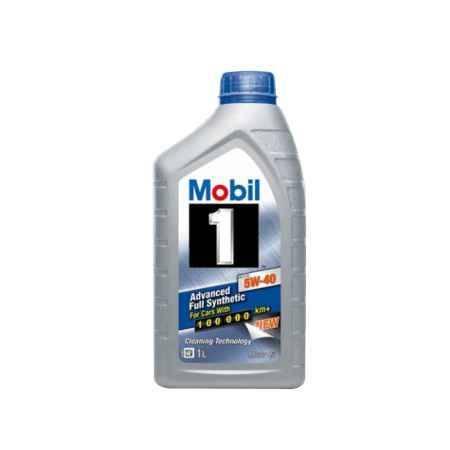 Купить Моторное масло Mobil FS X1 5W/40, 1 л, синтетическое