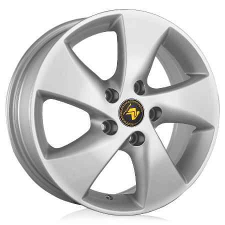 Купить Диск Replikey Renault Duster 6.5xR16 5x114.3 ET50 d66.1, Silver (артикул RK806R)