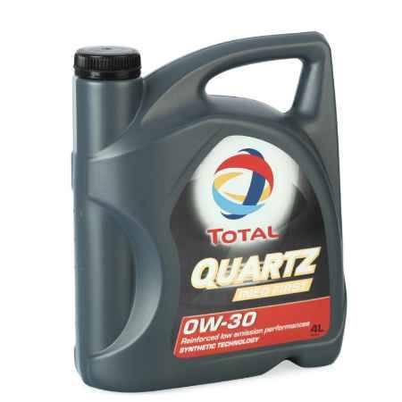 Купить Моторное масло Total Quartz Ineo First 0W/30, 4 л, синтетическое