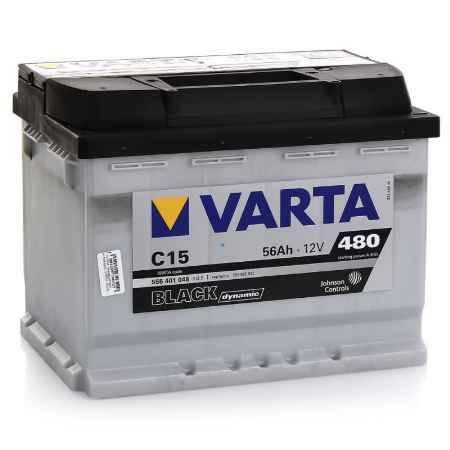 Купить Аккумулятор VARTA Black dynamic C15