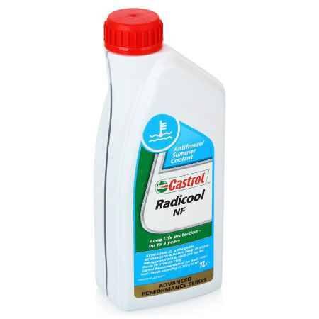 Купить Антифриз Castrol Radicool NF сине-зелёный,1 л