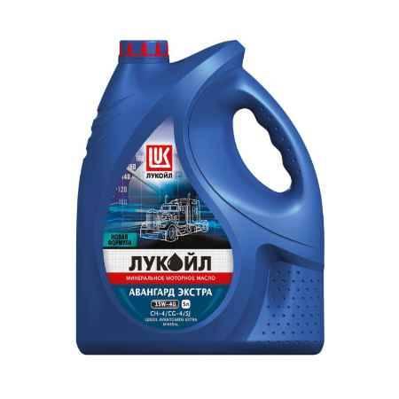 Купить Моторное дизельное масло Лукойл Авангард Экстра 15W-40 CH-4/CG-4/SJ, 5л