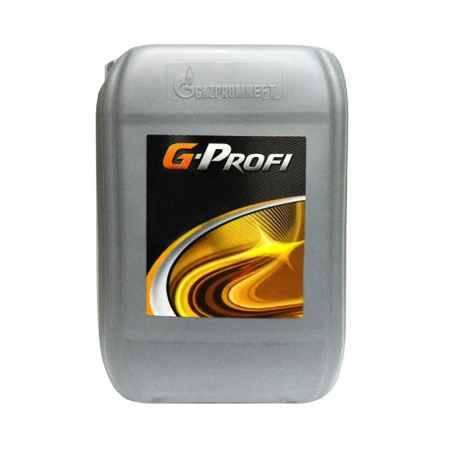 Купить Моторное дизельное масло G-Profi MSI 10W40 API CI-4/SL, 20л полусинтетическое