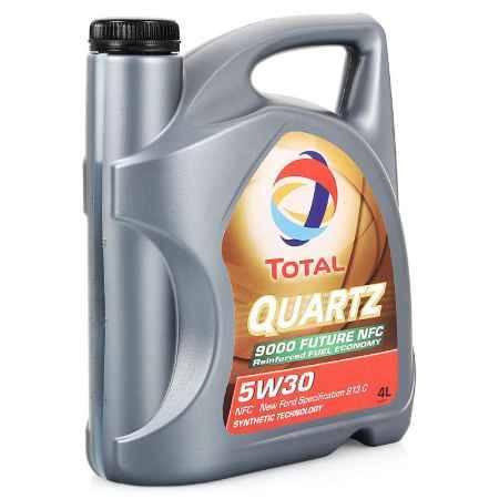 Купить Моторное масло Total Quartz Future NFC 9000 5W/30, 4 л, синтетическое