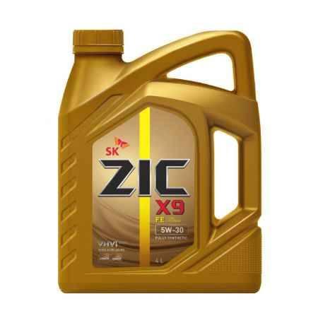 Купить Моторное масло ZIC X9 5W-30 4л синтетическое