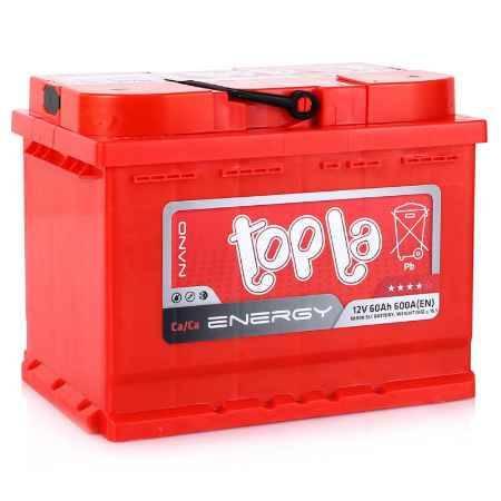 Купить Аккумулятор TOPLA 60 А/ч. оп.  (7435)