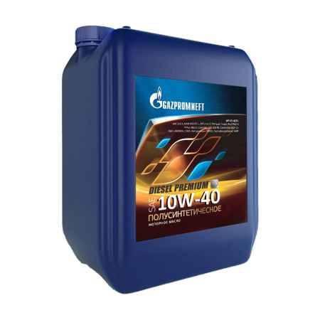 Купить Моторное дизельное масло Gazpromneft Diesel Premium 10W40 CI4 SL, 20л
