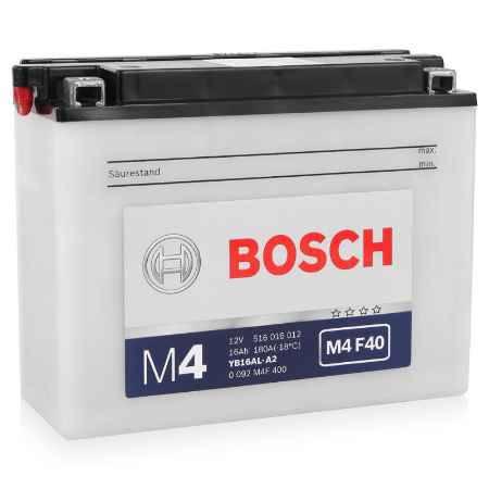 Купить Аккумулятор BOSCH 12V 516 016 012 (M4 F40) FP -16Ач