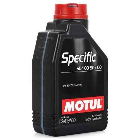 Купить Моторное масло MOTUL Specific VW 504-507 5W/30, 1 л, синтетическое