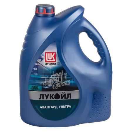 Купить Моторное дизельное масло Лукойл Авангард Ультра 10W/40, 5 л