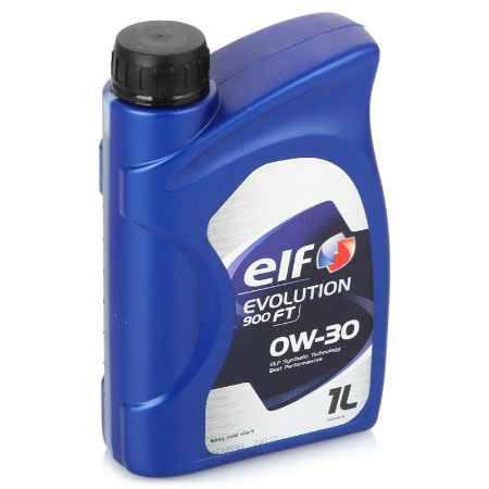 Купить Моторное масло ELF Evolution 900 FT 0W/30, 1 л, синтетическое