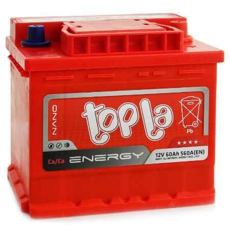 Купить Аккумулятор TOPLA 60 А/ч. ун. (108460)