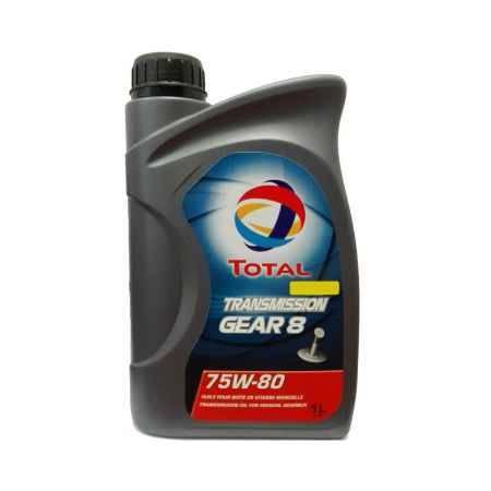 Купить Трансмиссионное масло Total Trans Gear 8 75W/80, 1 л