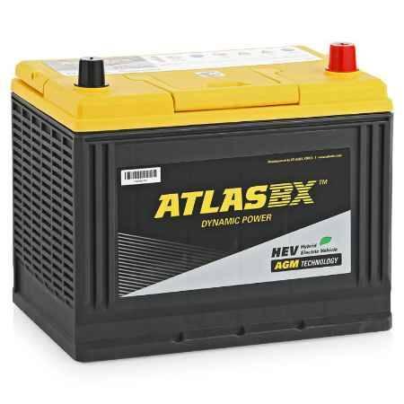 Купить Аккумулятор ATLAS АGM AX S65D26L - 75Ач