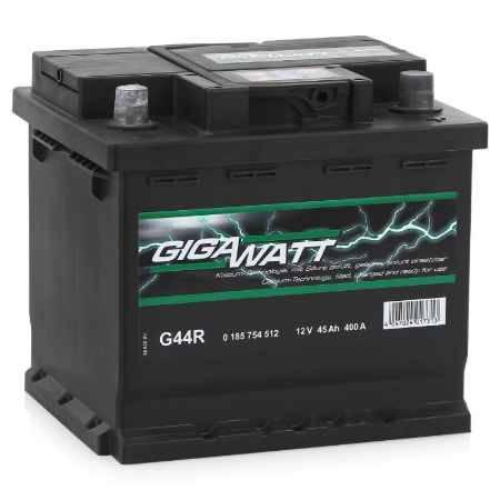 Купить Аккумулятор GIGAWATT G44R 545 412 040 - 45Ач