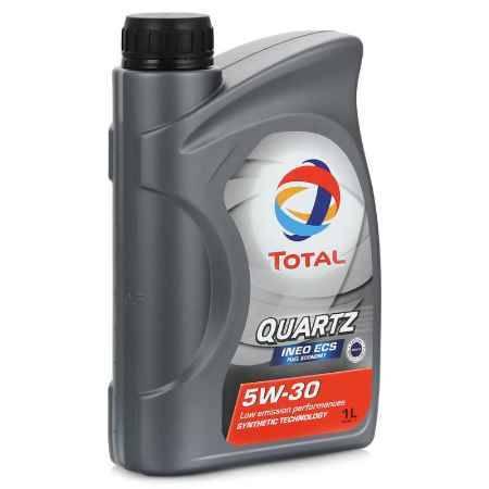Купить Моторное масло Total Quartz Ineo ECS 5W/30, 1 л, синтетическое