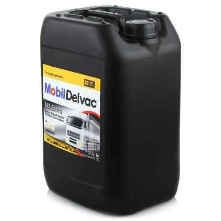 Купить Моторное дизельное масло Mobil Delvac MX Extra 10W-40, 20 л