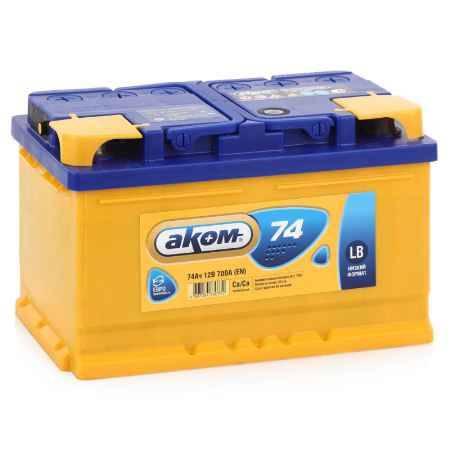 Купить Аккумулятор Аком LB 74Ah 700AR+