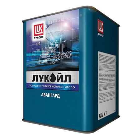 Купить Моторное дизельное масло Лукойл Авангард 15W-40 CF-4/SG, 18л