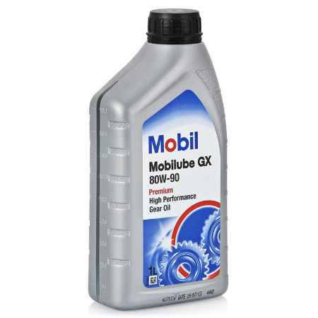Купить Трансмиссионное масло 80W-90 Mobil Mobilube GX, 1 л