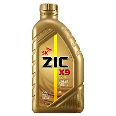 Купить Моторное масло ZIC X9 LS 5W-30 1л синтетическое