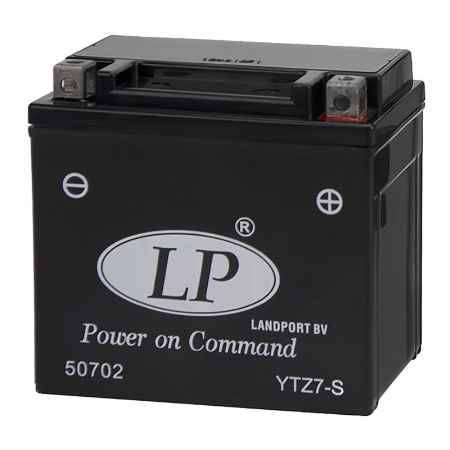 Купить Аккумулятор Landport AGM 12V 6А/ч (MB YTZ7-S)
