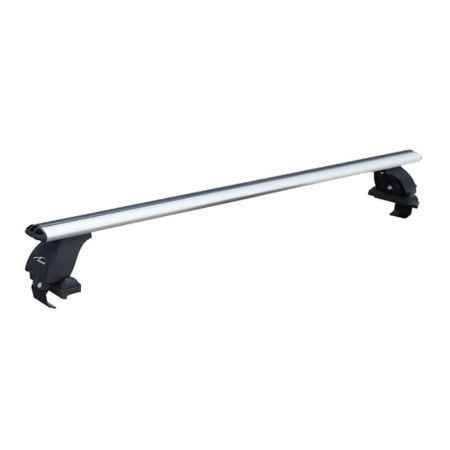 Купить Багажник на крышу Lux Skoda Rapid 2012-..., 1,2м, аэродинамические дуги, узкие, 840118