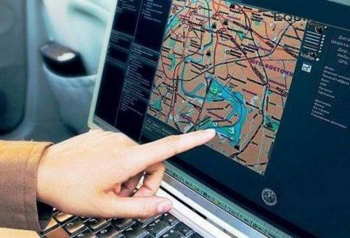 Использование GPS для контроля за транспортом